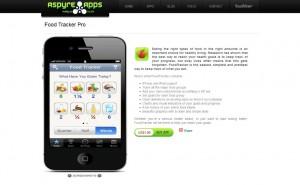 Aspyre Apps – Product Page Design