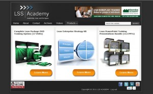 Lss Academy – eCcommerce Shop Catalog