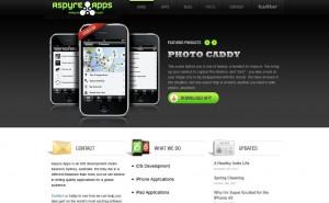 Aspyre Apps – Website Development